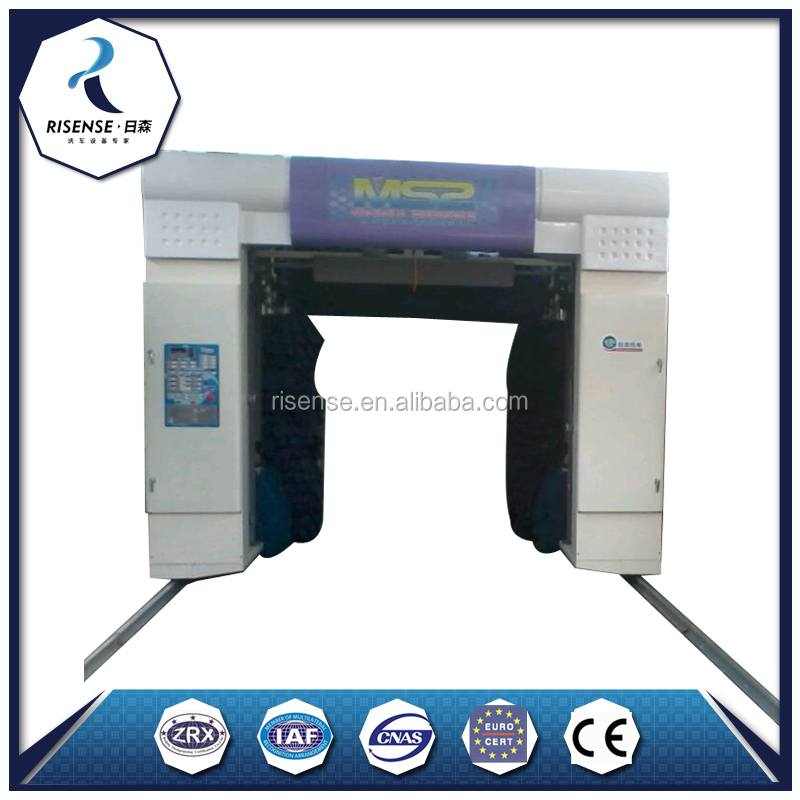 Sophisticated Technologies Automatic Gantry Car Washing Machine