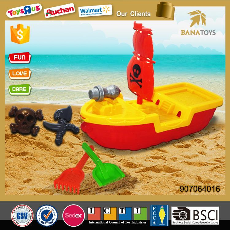 New Design product sand beach beach boat for kids