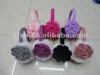 2012 Fashion Knitted Winter Earmuff
