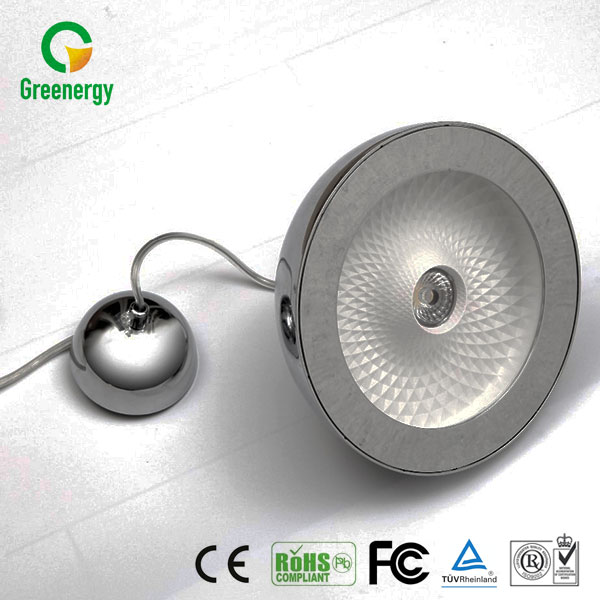 High quality 15W 220-240V 1200lm Single Lamp Home Decoration Light Copper Pendant Light