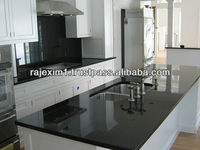 Quality absolute black kitchen counter tops
