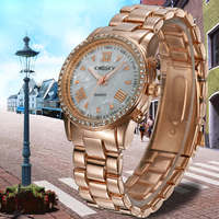2106 Cheap beautiful china gold plated alloy watch Antique design life water ressistant classic unisex watch