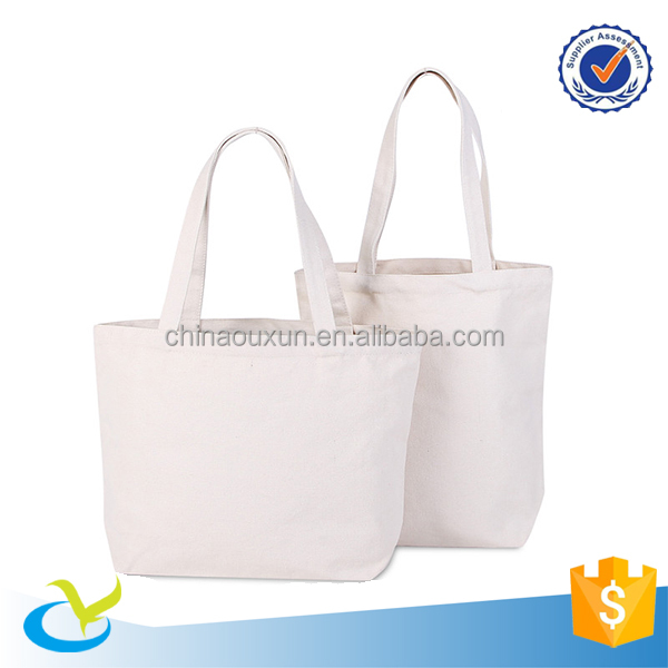 Mini canvas sling tote bag