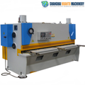 Europe standard Metal Sheet Plate Guillotine Shearing Machine