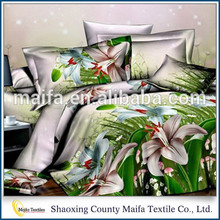 China wholesale High grade Unique motel linen sets
