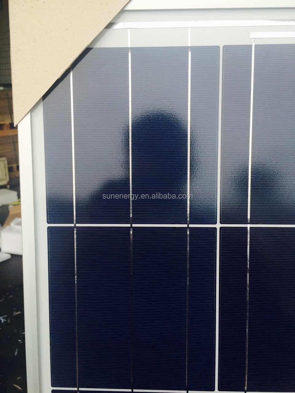Prix cellule solaire 18 haute efficacit pour les for Prix des panneaux solaires