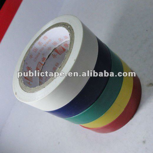 colors insulation tape pvc electronic tape