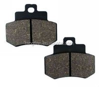 Carbon Fiber KYMCO Motorcycle Brake Pads Top Quality