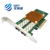 10Gbps Dual port SFP+ Intel 82599ES Ethernet Server Adapter NIC card