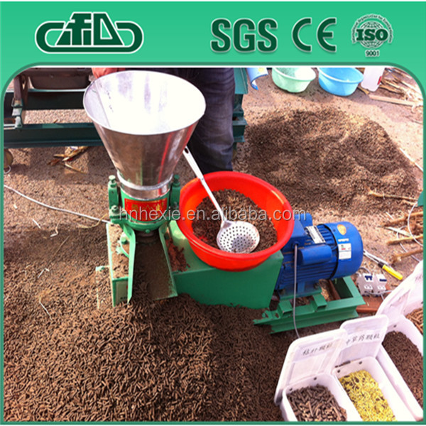 New Design commercial mini feed pellet machine made in China