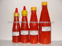 CHILLI SAUCE with chilly grain