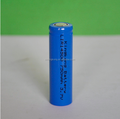 3.7v LIR14500 750mah Cylindrical li-ion rechargeable battery