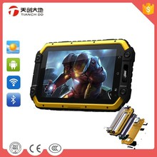 7'' Android 5.1 Waterproof IP68 LTE 4G Fully Rugged Surveying Tablets