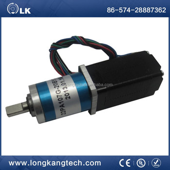 Reduction gearbox motor