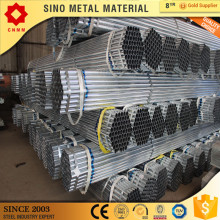 1mm seamless steel pipe tube gi tube with clamp half round steel tube china
