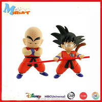 DongGuan factory PVC Funko PoP GOKU Dragon Ball Z anime action figures
