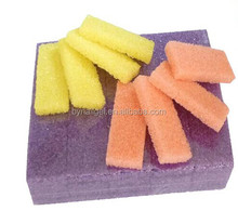 2013 Professional Colorful PU Pumice Foot Cleaning Brush
