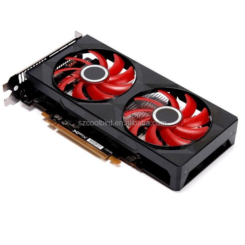 2018 cheap China Discrete Graphics card for Bitcoin computer Graphics card RX560 4GB DDR5 made in China