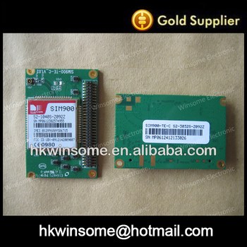 (Electronic Components) SIM900-TE-C