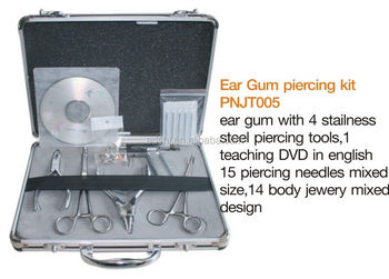 2015 hot sale High Quality Body Piercing Kit
