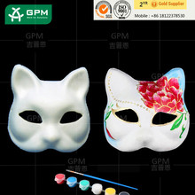 Biodegradable paper mexican mask made in China
