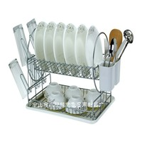 DR226 2015 new hot products /metal dish rack/kitchen accessories/chrome plated