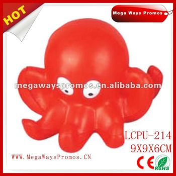 Stress Soft PU Octopus