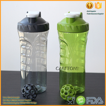 800ml BPA Free Tritan Joyshaker Protein Mixing Ball Shaker Bottle