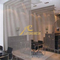 Best selling Curtain wall net ,stainless steel ceiling titles with good quality