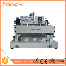 TORCH T1100 cheap screen printing machine flatbed printer for pcb
