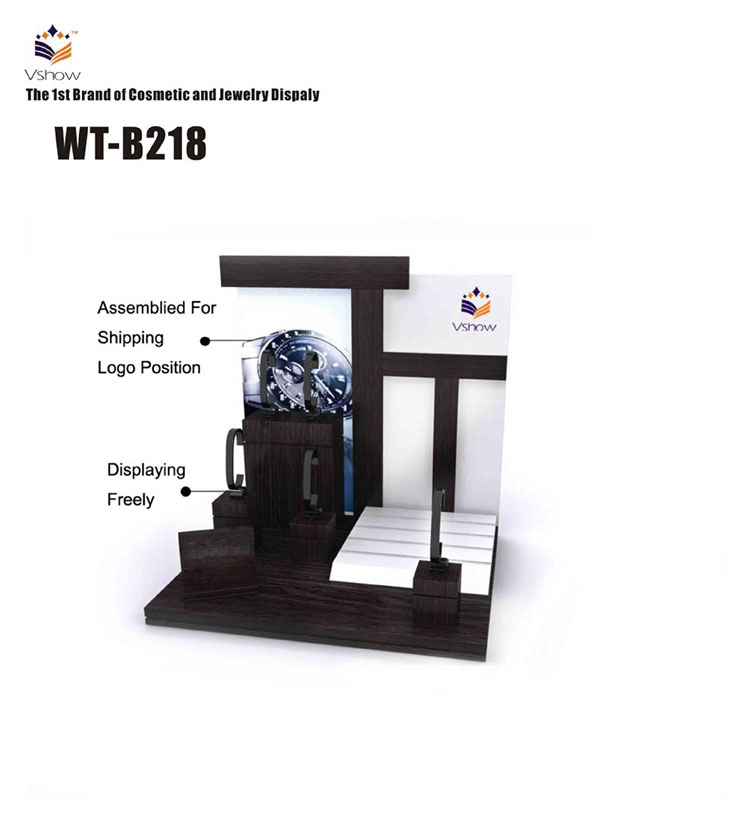 wooden watch display stand wrist watch display stand