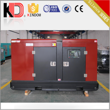 Manufacturer 30kva Dynamo Electric Power Generation Open Type / Silent Type Diesel Generator Set Price For Sale