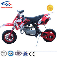49cc mini dirt bike for kids with EPA and CE