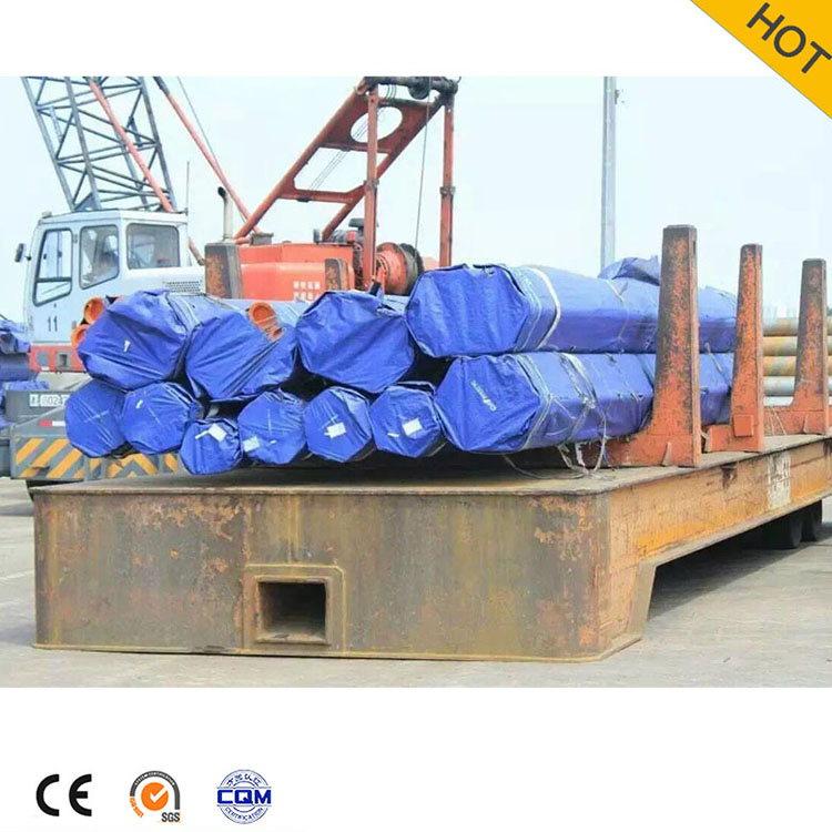 Factory direct sale carbon seamless steel tube for building material and oil pipeline