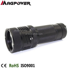 Magnetic rotary switch xhp70 led dive flashlight 10000 lumen flashlight 2km torch light 1800lm