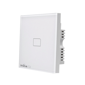 Broadlink TC2 UK Wifi Wireless Panel IOS Android Remote Control 1/2/3Gang Phone Wifi Controlled Light Switch