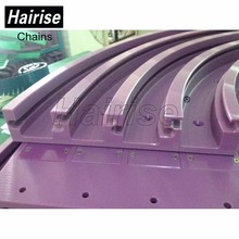 Hairise 20% cost saving track tracking conveyor belts