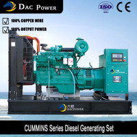 1000kva small powered diesel generator engine set head for sale