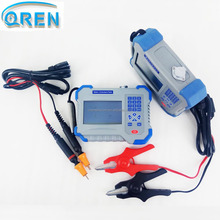 Digital online lead acid battery analyzer/battery conductance tester