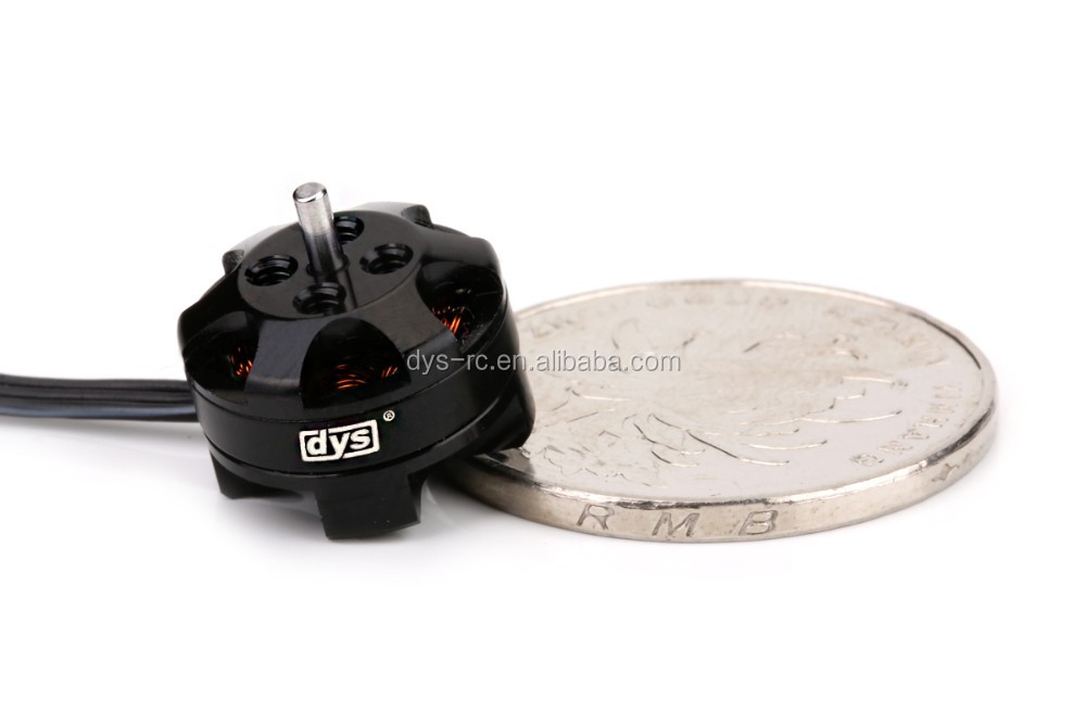 DYS-micro/tiny high KV brushless motor 3.5g 7800KV BE1102 2-3S Lipo pull 74g for 60-110mm mini indoor/outdoor drone