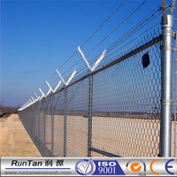 direct manufacturer chain link fence extensions ( ISO9001-2008 )