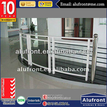 Hot Sale Good Quality with AS2208 aluminum garden railing