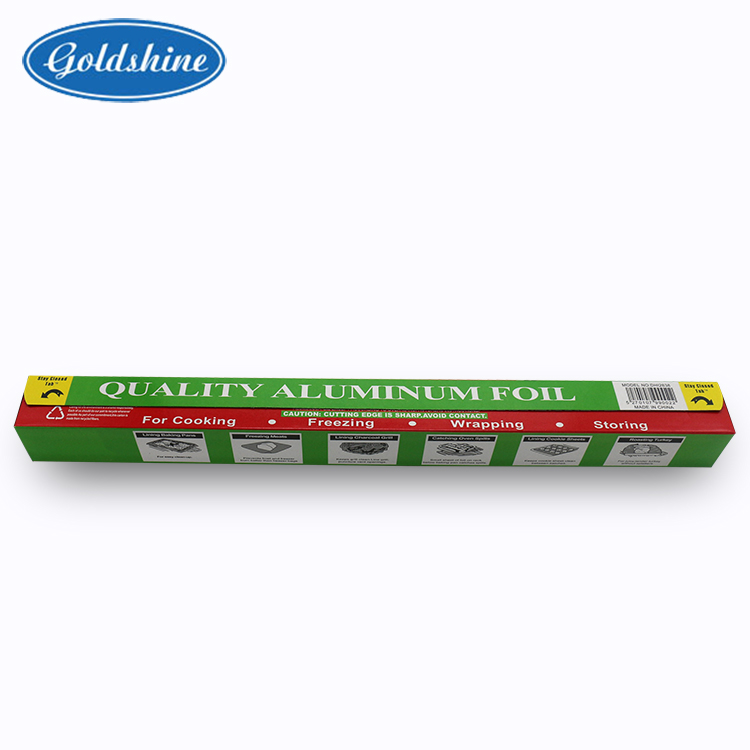 8011-O Food Packaging aluminum foil 14 micron thickness Catering Foil