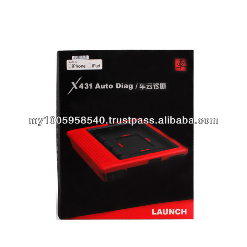 Launch X431 Auto Diag scanner for IPAD and Iphone X-431 Auto Diag