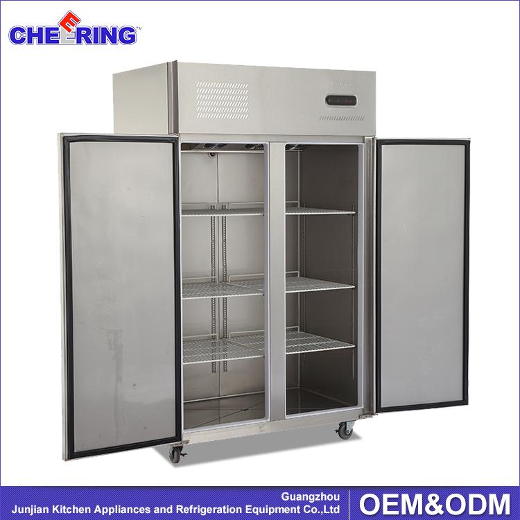Double temp rature portable c te c te r frig rateur cong lateur r frig rateur id de produit - Refrigerateur grande capacite 2 portes ...