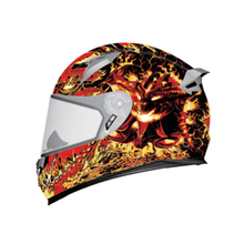 Safety Helmet Cover With Chin Specifications Stand Strap Racing Rally Helmet