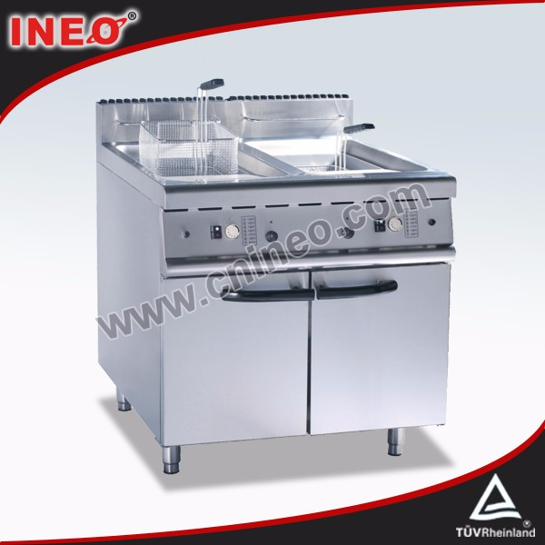Professional Stainless steel mcdonald's frying machine/deep fat fryer
