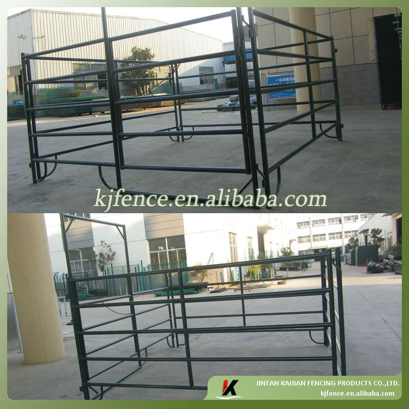 portable farming fence panel