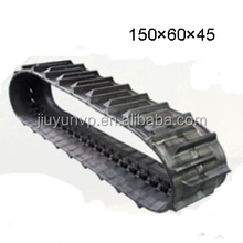 REPLACEMENT for small robot rubber track 150x60 180x60 180x72 190x72 200x72