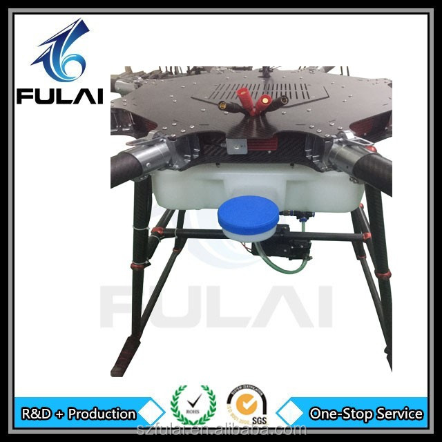 2017 shenzhen UAV drone crop sprayer accessories uav center plate